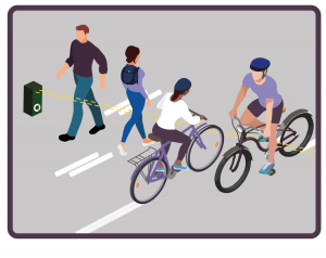 Turning temporary into permanent - how technology is enabling active travel